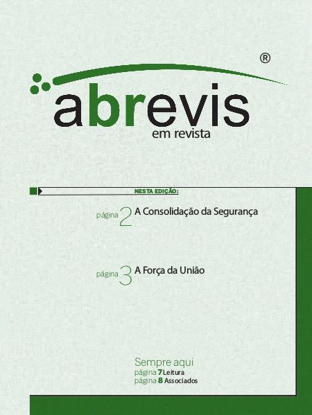 Revista ABREVIS Ed. 103