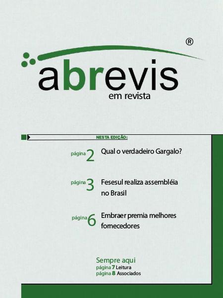 Revista ABREVIS Ed. 104