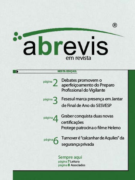 Revista ABREVIS Ed. 105