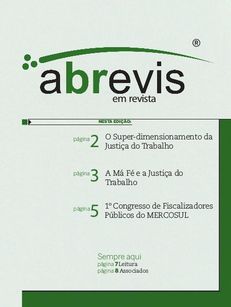 Revista ABREVIS Ed. 106