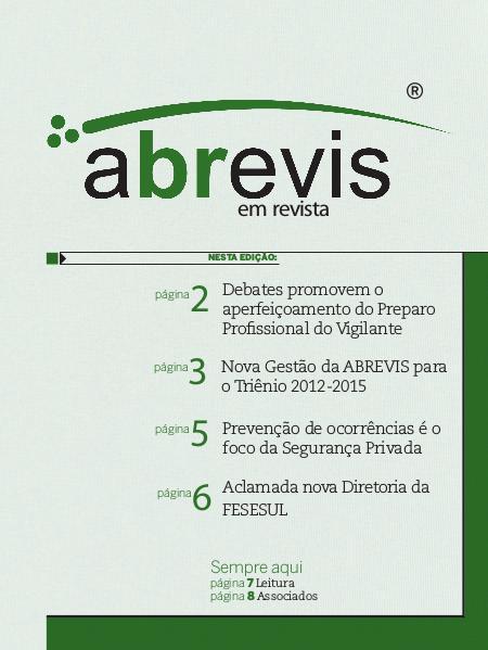 Revista ABREVIS Ed. 107