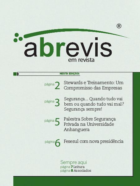Revista ABREVIS Ed. 109