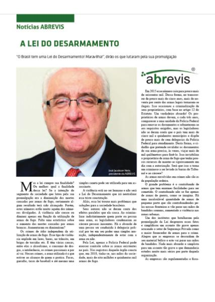 Revista ABREVIS Ed. 129