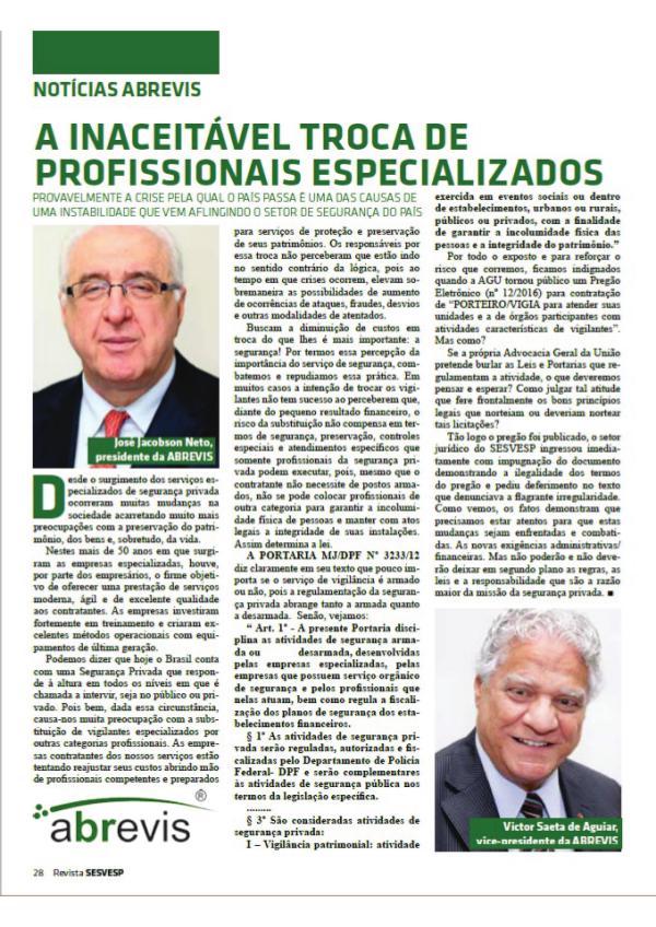 Revista ABREVIS Ed. 130