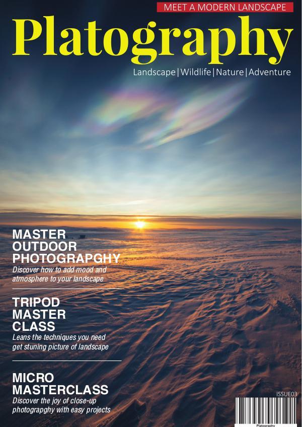 Publication Magazine Volume 2 Platography