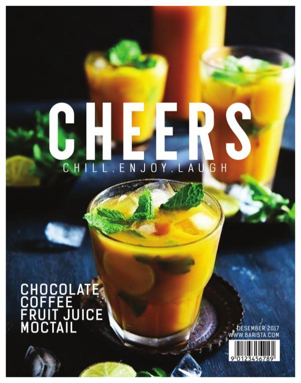 Publication Magazine Volume 2 CHEERS