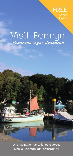 Visit Penryn Town Guide 2015/16 Feb 2015