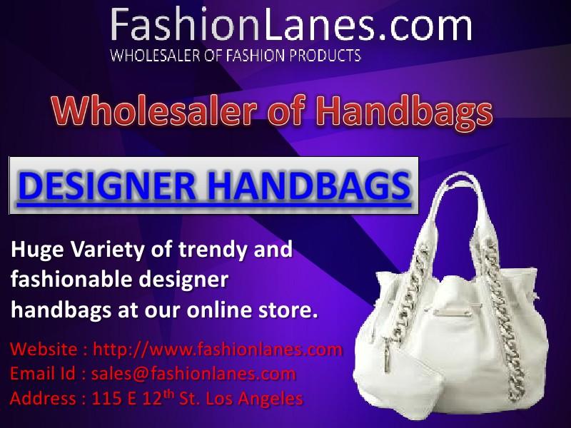 Fashion Lanes Designer Handbags Fashion Lanes