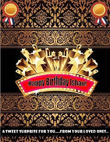 Ishan's 16th Birthday!!