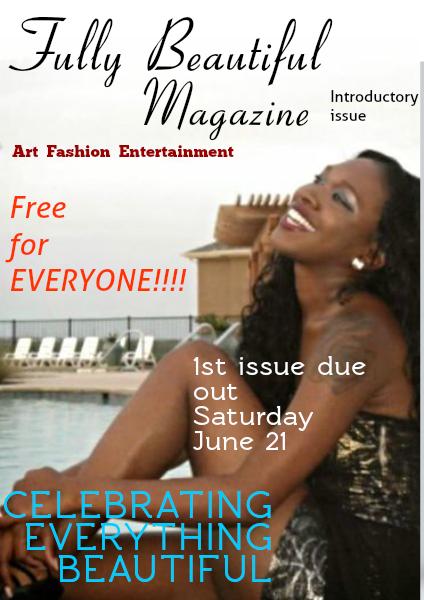 Fully Beautiful Magazine May 21, 2014