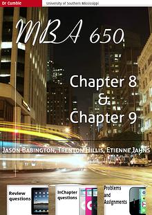 MBA 650