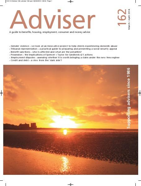 Adviser 162 (March/April 2014)