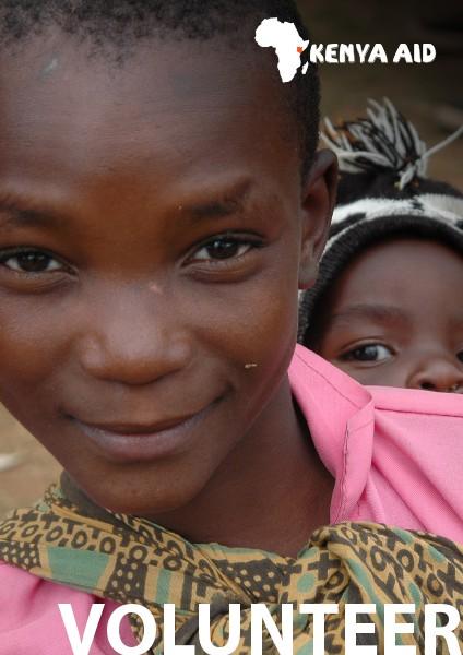 Become a Kenya Aid volunteer 1