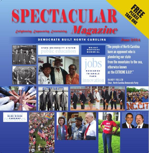 Spectacular Magazine (June 2014) Vol 1, Issue 3
