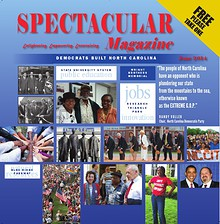 Spectacular Magazine (June 2014)