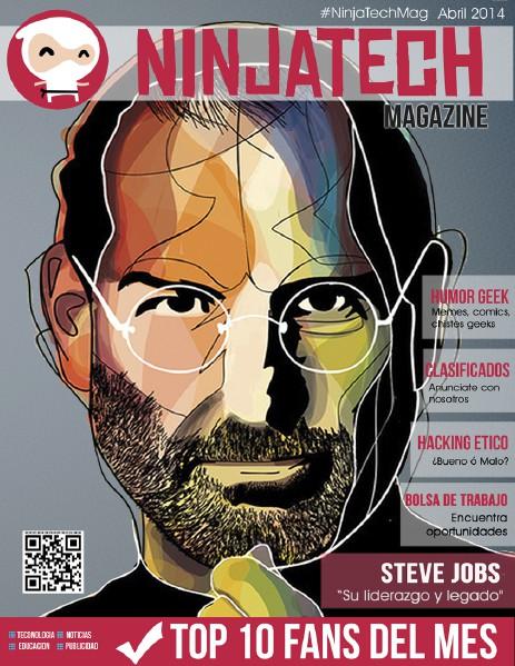 NinjaTech Magazine Abril 2014