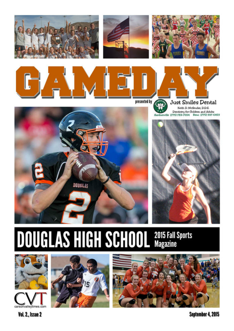 Douglas vs. North Valleys, Sept. 4