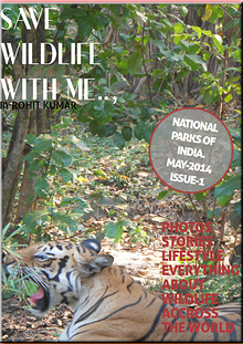 SAVE WILDLIFE WITH ME