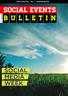 Social Events Bulletin