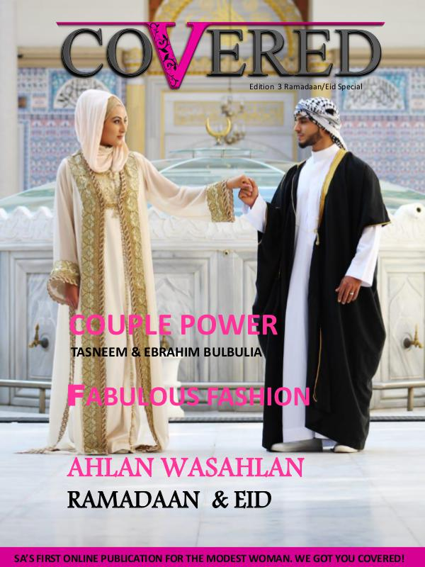 COVERED Edition 3 Ramadaan & Eid Special