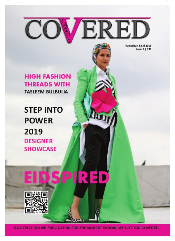 COVERED Special Print Issue