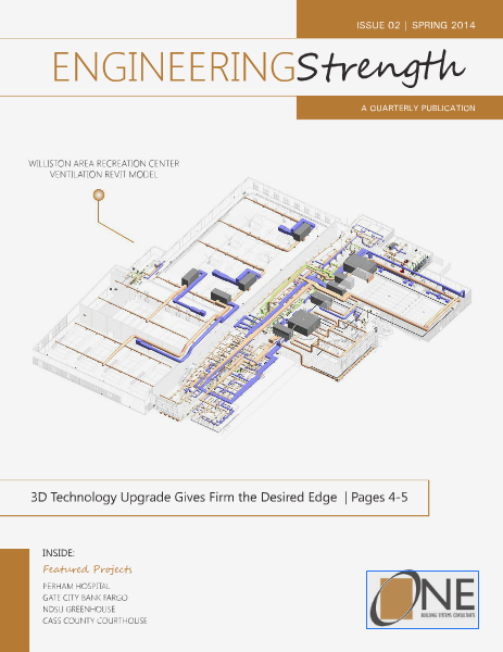 Engineering Strength Issue 02 Spring 2014
