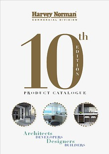 Harvey Norman Commercial Division Product Catalogue