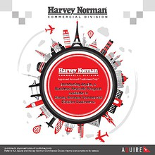 Harvey Norman Commercial Qantas Business Rewards Program