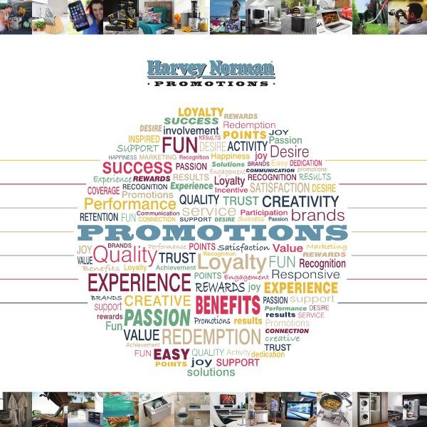 Harvey Norman Promotions Catalogue 2015 Catalogue