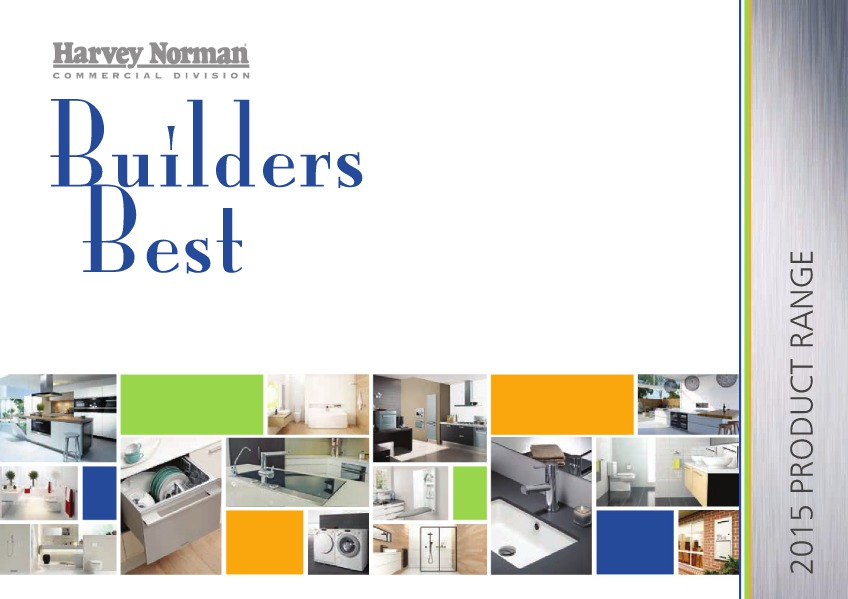 Builders Best 2015 Product Guide 2015