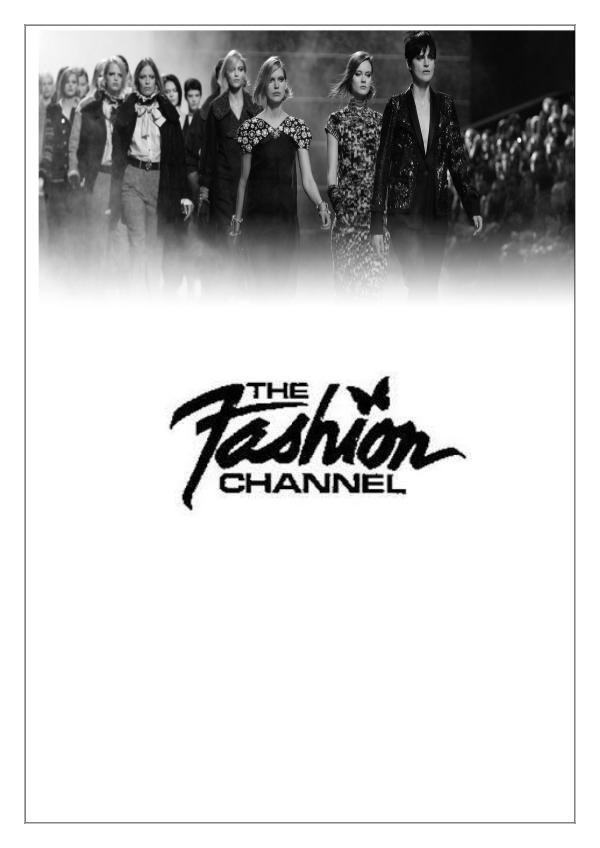 The Fashion Channel- Its All About Fashion 1
