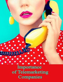 Telemarketing-The Effective Medium