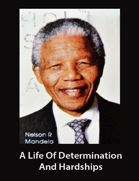 Nelson Rolihlahla Mandela, May, 2014