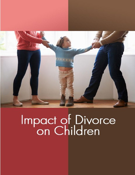 Impact of Divorce on Personality of a Child June, 2014