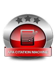 APA Citation Maker