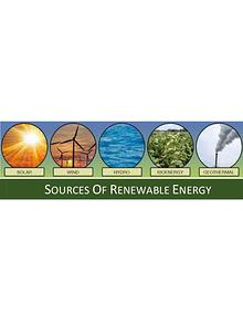 Renewable Energy: An Industrial Revolution