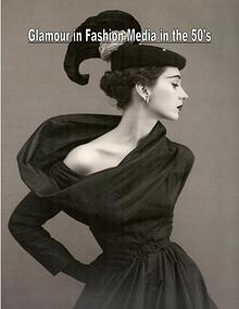 Fashion and Glamour in 1950s