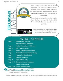 Truman Times Volume 10 May/June