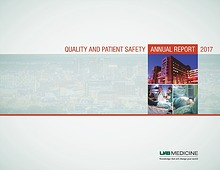 Quality and Patient Safety Annual Report 2017