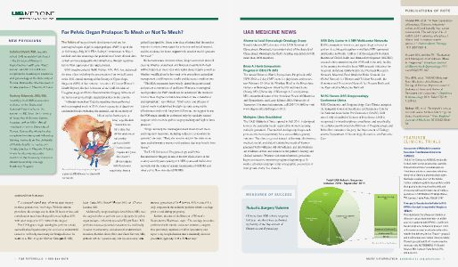 UAB Insight Gynecology Volume 1 - Page 3