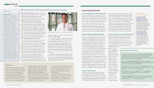 UAB Insight Urology Volume 4 - Page 2