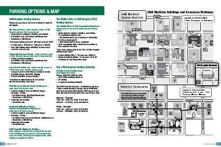Uab Hospital Map My UAB Medicine Toolkit   Page 34 Uab Hospital Map