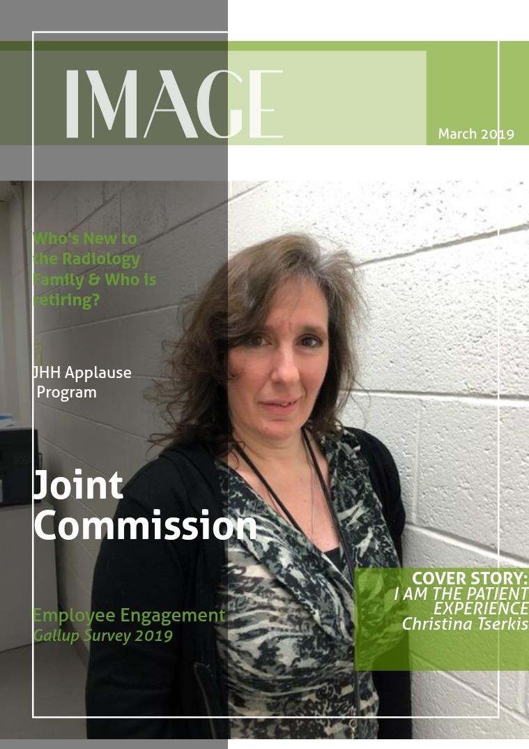 IMAGE Spotlight Image Newsletter