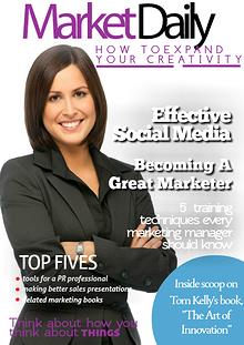 Marketing 188 Mag Midterm