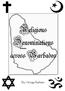 Religious Denomination across Barbados
