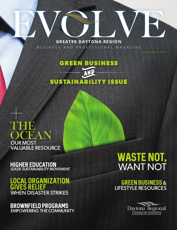 EVOLVE Business and Professional Magazine November 2017