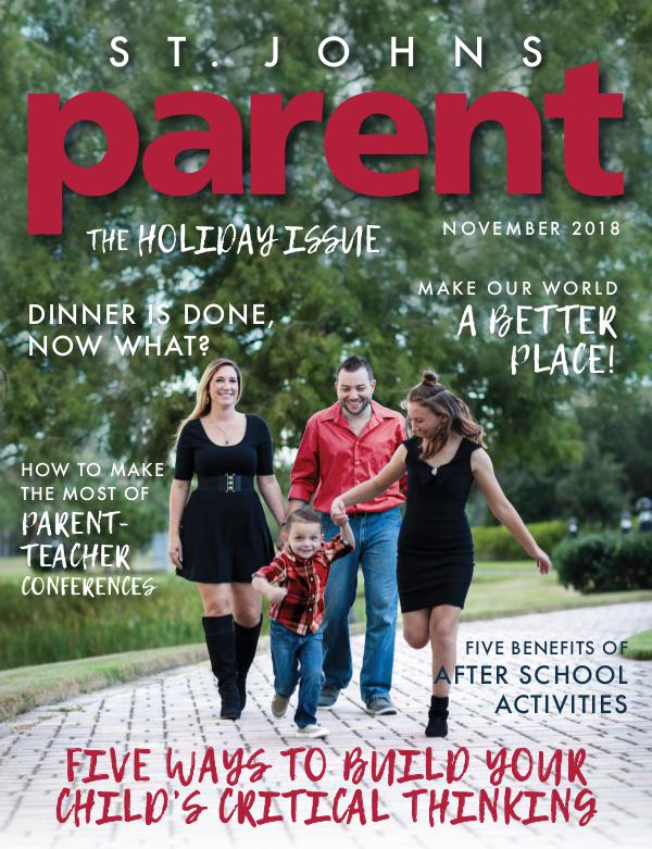 Parent Magazine St. Johns November 2018
