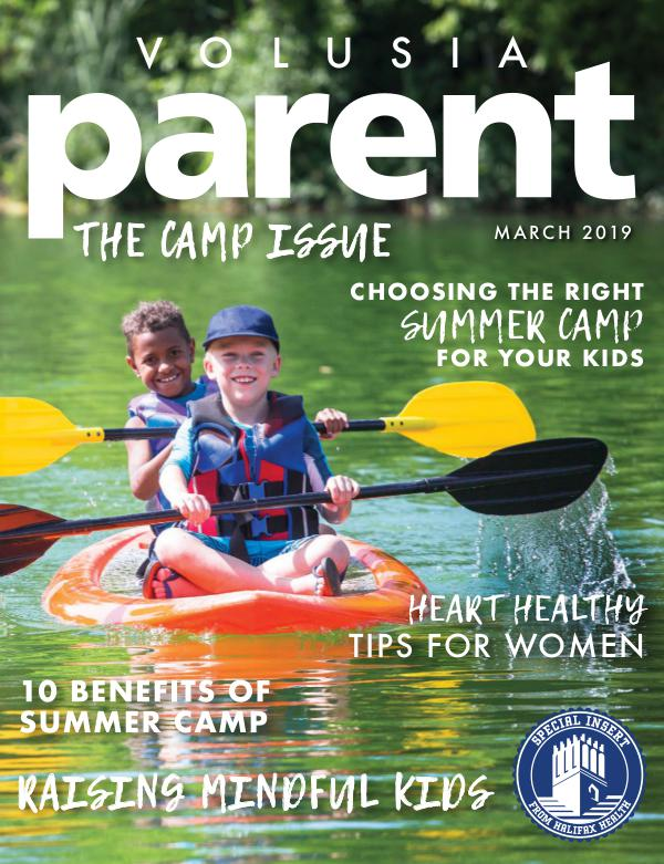 Parent Magazine Volusia March 2019