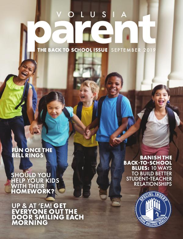 Parent Magazine Volusia September 2019
