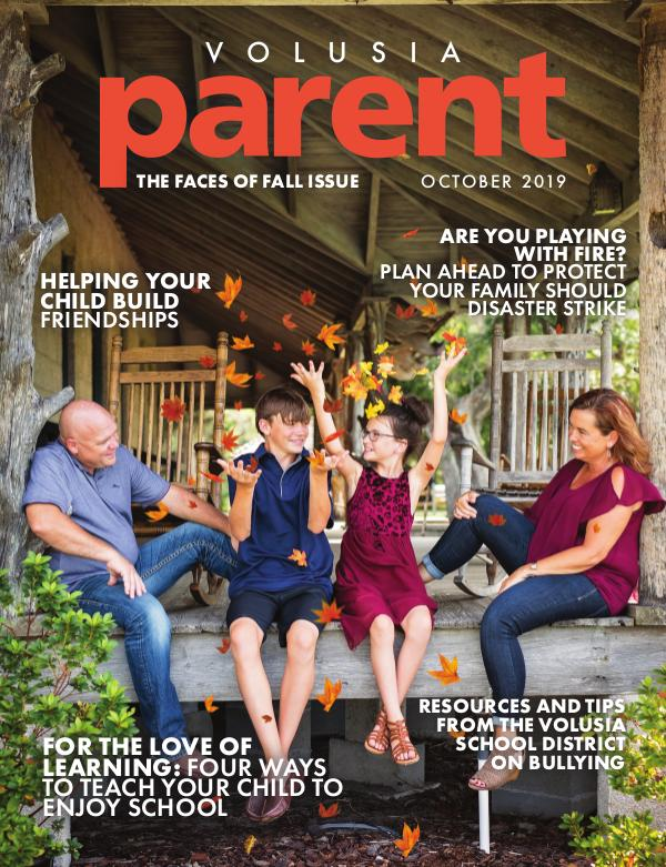 Parent Magazine Volusia October 2019